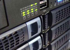 Megbízható szerverek, napi biztonsági mentéssel