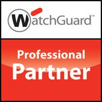 Watchguard profrssional partner